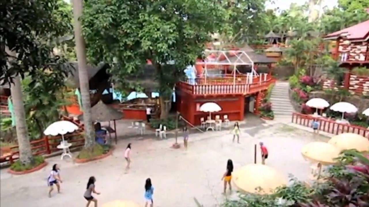 A glimpse of loreland farm resort youtube for Giant city lodge cabins