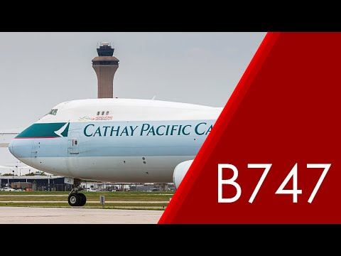 Cathay Pacific Cargo 747-8F (B-LJI) Pushback - 19 March 2016