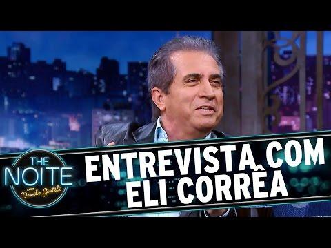 The Noite (14/09/16) - Entrevista com Eli Corrêa Vídeos de zueiras e brincadeiras: zuera, video clips, brincadeiras, pegadinhas, lançamentos, vídeos, sustos