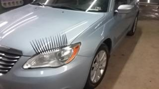 Unlimited Customs you see Street Kings lights and lashes package