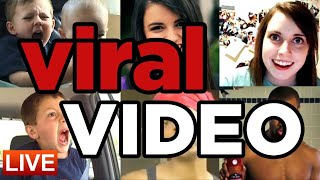 What Is It Like To Have A Viral Video? Answered LIVE