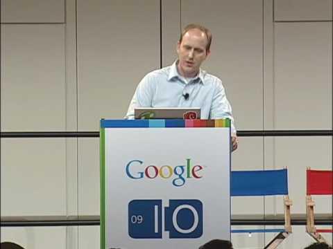Google I/O 2009 ...A Preview of Google Web Toolkit 2.0 Video