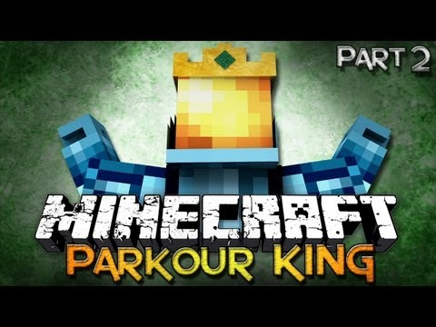 Minecraft: Parkour King - Part 2 - CACTI.