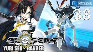 Closers Online 【PC】 Yuri (Ranger) Black Lambs #38