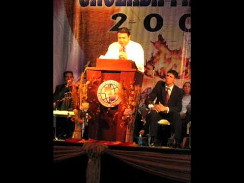 Predica  Rev.  Elias Limones   OTRO ESPIRITU