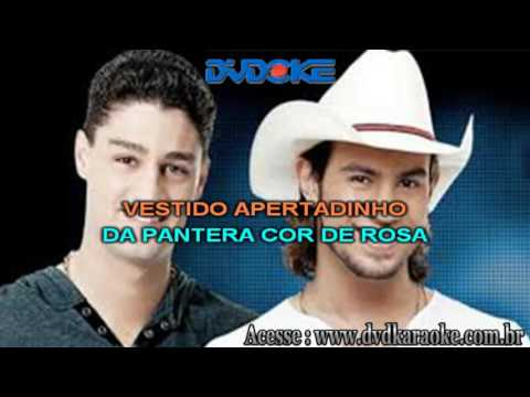 Munhoz & Mariano   Pantera Cor De Rosa