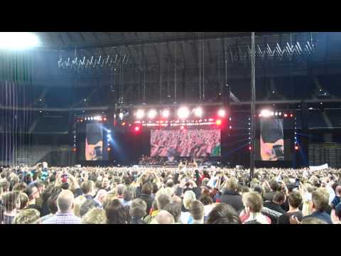 Bruce Springsteen - Born to Run - Live @ Friends Arena 3 May 2013, Stockholm, Sweden