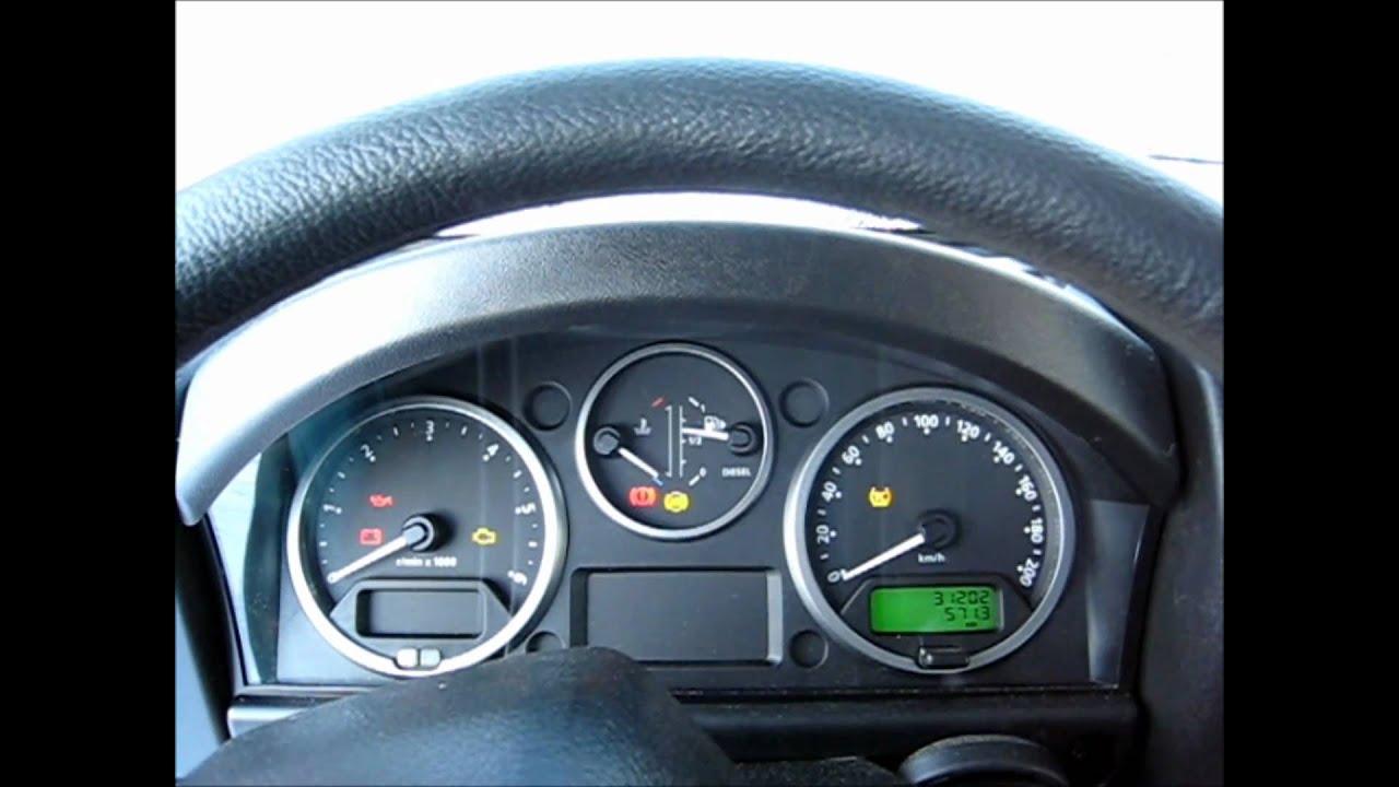 Land Rover Defender Tdci Puma With Webasto Heater Youtube