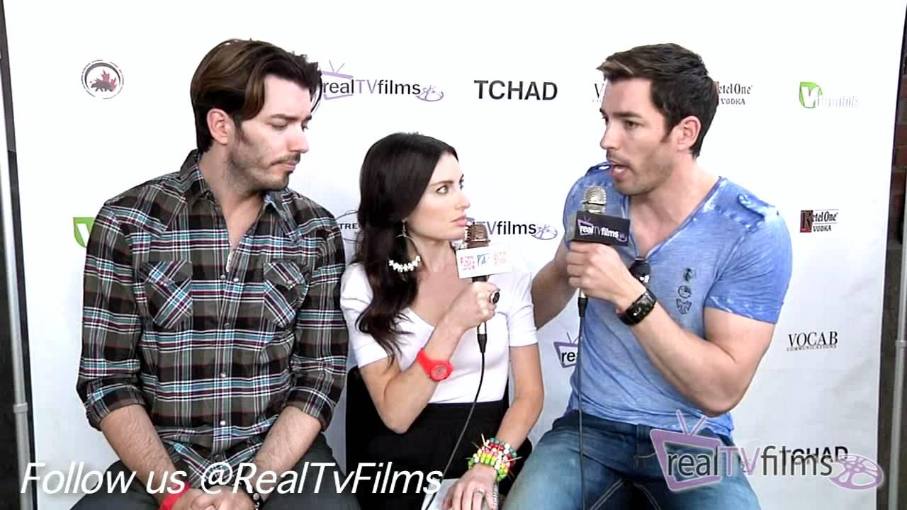Drew Scott, Jonathan Scott, HGTV Property Brothers, TIFF11 - YouTube