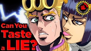 Film Theory:  What is the Taste of a Liar? (Jojo's Bizarre Adventure Meme)