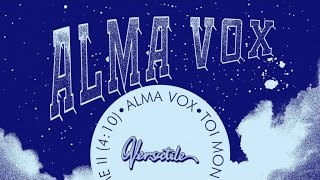 ALMA VOX - Toi mon toit
