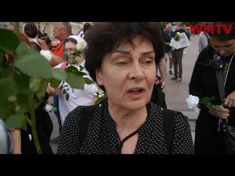 Akcja Na Wieży Kościoła św.Anny W Warszawie