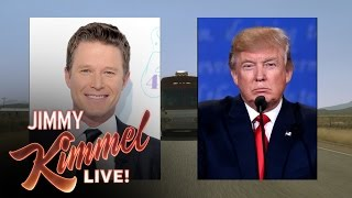 Donald Trump and Billy Bush