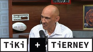 Tony Dungy Breaks Down Which QBs Are Under The Most Pressure This Season | Tiki + Tierney