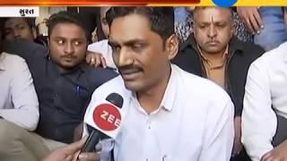What Alpesh Kathiriya says after getting slapped by traffic cop? - Zee 24 Kalak
