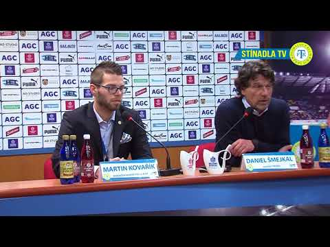 Tisková konference domácího trenéra po utkání Teplice - Sparta (31.3.2018)