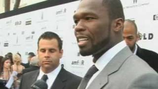 50 Cent lends support to hero Michael Jackson
