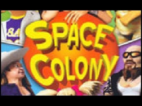 Space Colony: Part One