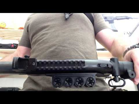 The Ultimate Home Defense Shotgun (Mossberg 500)