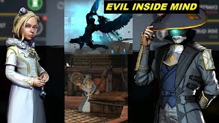 Shadow Fight 3 Chapter 5 Story Before Final Boss ! Evil or Angel inside Moira !