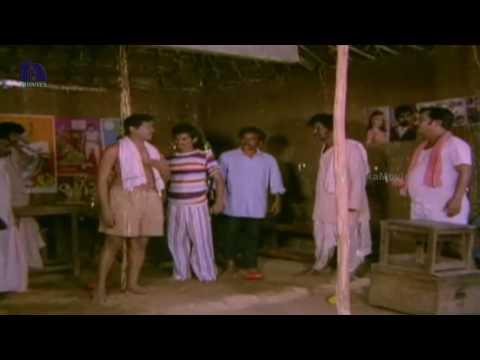 Rajendra Prasad, Bhanupriya Romance - Pavitra Telugu Movie Scenes