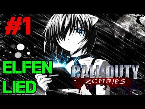 Elfen Lied Ep 1 Call Of Duty Custom Zombies Cod Zombies