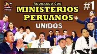 1 Una Hora De Adoraci N Coleccion Variada 1  2013  Ministerios Peruanos Unidos
