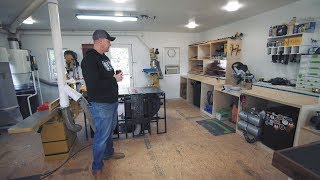 Bents Woodworking | Shop Tour