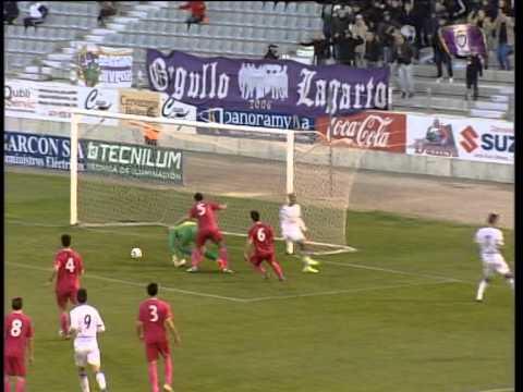 Real Jaén 0 - El Palo 0 (30-11-14)