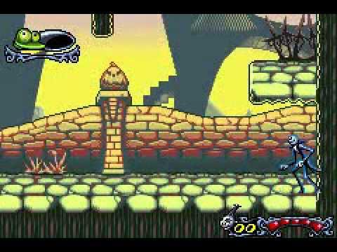 Pumpkin King Game Boy