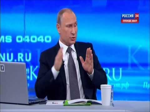 Путин о пенсионной реформе (16 04 15)