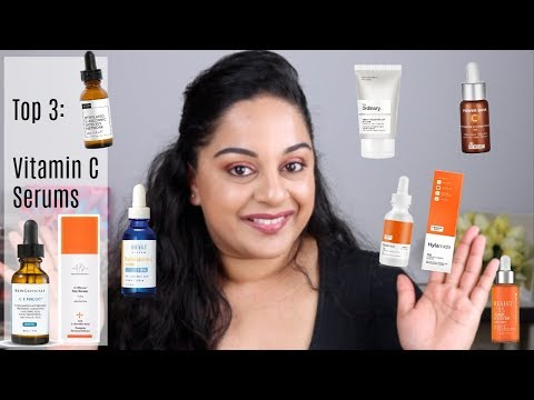Top 3: Vitamin C Serums | Beck Wynta