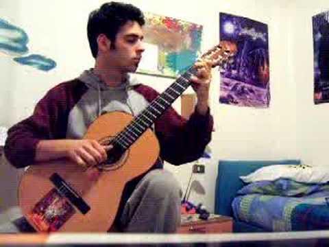 Matteo carcassi, Op. 25 no. 7 (Allegro)