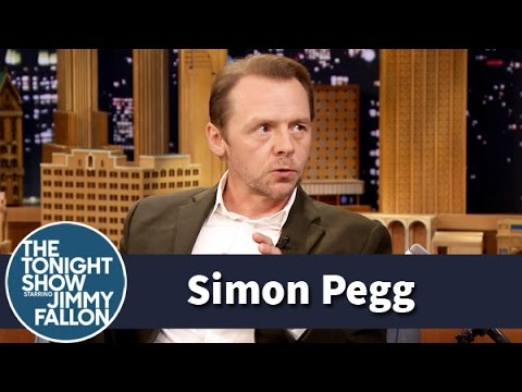 Tom Cruise Pranked Simon Pegg for Two Straight Days