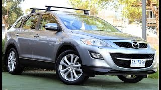 B8366 - 2012 Mazda CX-9 Grand Touring TB Series 5 Auto AWD Walkaround Video