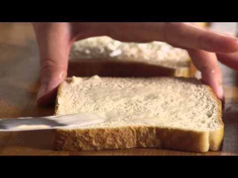 Sandwich Recipes - How to Make Grilled Cheese Sandwiches