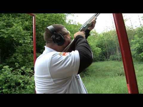 The Shooting Show - Competition clay shooting with George Digweed