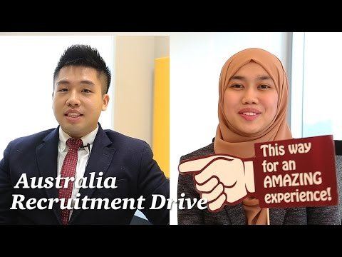 PwC Malaysia: Australia Career Fair - Send us your resume!