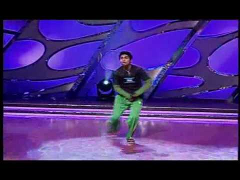 Lux Dance India Dance Season 1 Ep.31 - Salman video