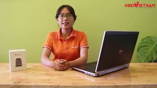 Giới Thiệu Laptop Dell Latitude E6520 + Phần Mềm Tra Cứu Cho Anh Em Ô Tô