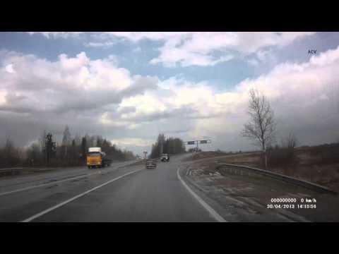 Дтп под Великим Новгородом