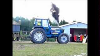 Ford 8700 turbo sound