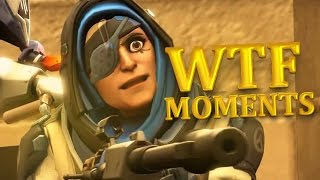 Overwatch WTF Moments and Accidental Kills ►Highlights Montage