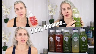 DETOX WITH ME!! Juice Cleanse
