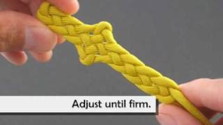 How to Tie a Celtic Dagger Knot by TIAT