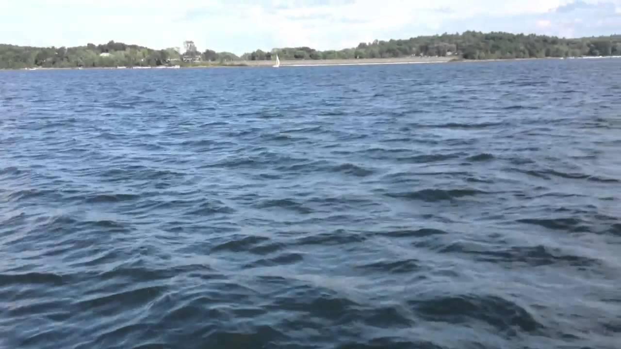 Lake wallenpaupack boat ride youtube for Lake wallenpaupack fishing report