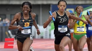 USC's Kendall Ellis makes unreal comeback to win NCAA Track and Field Championships | ESPN