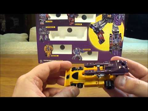 G1 Transformers Review: Drag Strip Transformer