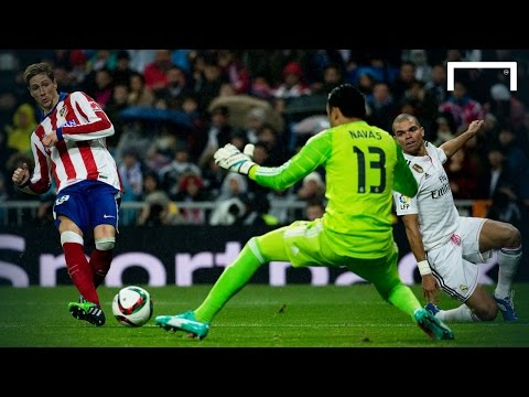 Simeone delighted with Torres after brace vs Real Madrid