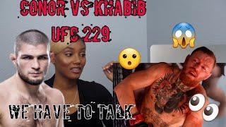 Conor Mcgregor vs. Khabib Nurmagomedov, UFC 229 Highlights Reaction & Discussion